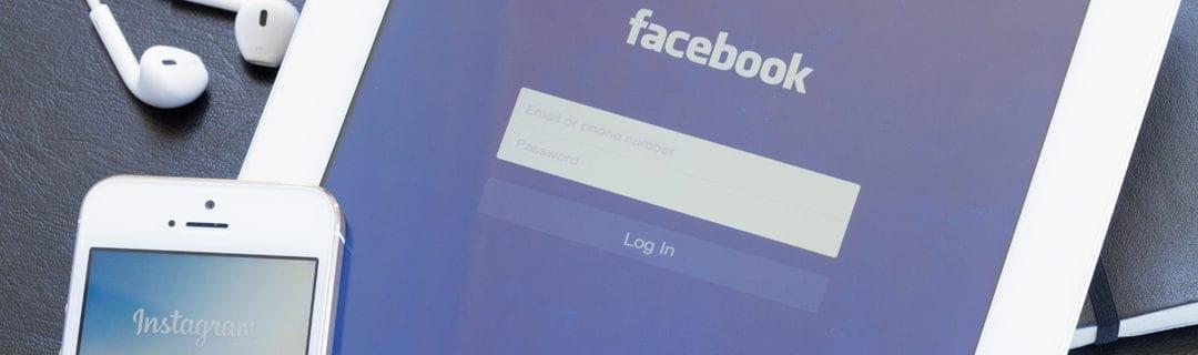 'Shop' on Facebook & Instagram