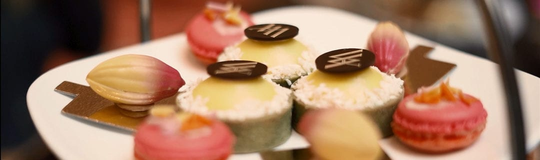 An afternoon tea experience to remember